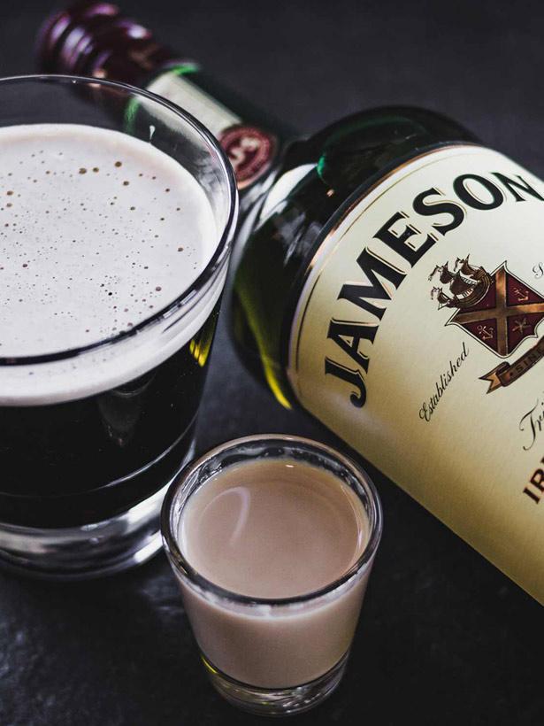 Jameson & Baileys